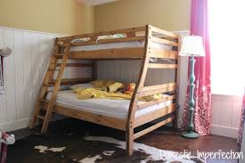 Making bunk beds Kids Twin Over Full Bunk Beds Domestic Imperfection The Bunk Beds That We Didnt Build Domestic Imperfection
