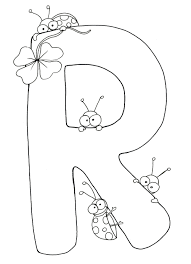 Dltk Letter R Coloring Pages Bltidm
