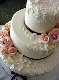Modern Wedding Cakes For The Holiday Fondant Wedding Cakes Recipe