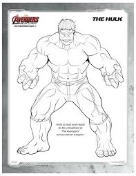 Small Picture Free Printable Marvel Avengers Hulk Coloring Page Mama Likes This