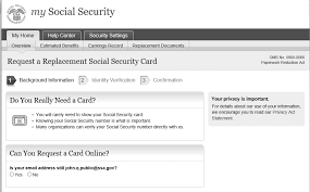 How to replace my social security card. Https Www Ssa Gov Pubs En 05 10288 Pdf