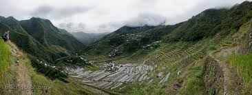 photo essay the banaue rice terraces
