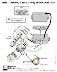 hsh 1 vol, 1 tone, 5 way, push pull Seymourduncan Com Wiring Diagram thread hsh 1 vol, 1 tone, 5 way, push pull seymour duncan com support wiring diagrams