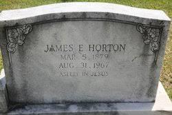 James Ervin Horton (1879-1967) - Find A Grave Memorial