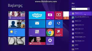 windows 8 bilgisayara nasıl şifre koyulur (sesli anlatım) - YouTube