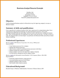 Resume Objective For Business Administration 24 Business Resume Objective Professional Resume List 21