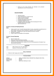 Resume Set Up Inspiration Gallery Of Resume Setup Example Set Up Resume Perfect Resume Setup