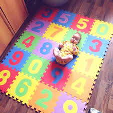 puzzle rugs number carpet baby play mat floor foam mosaic for cats puzzle rugs
