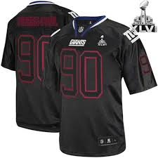 With 90 Nfl Giants Xlvi Jersey Cheapest Lights Bowl Super Sale Black Pierre-paul Free Shipping Jason Out Stitched