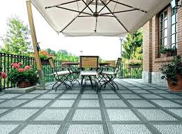 backyard patio flooring ideas outdoor outside amazing f