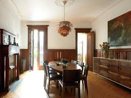 wainscoting dining room. Dark Wainscoting Dining Room