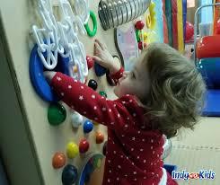 indoor sensory play areas
