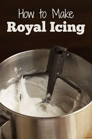 Royal icing recipe using meringue powder. Royal Icing Quick Tip The Bearfoot Baker