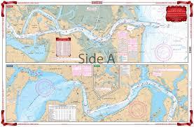 Jacksonville And St Johns River Navigation Chart 37