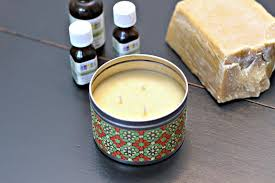how to make diy aromatherapy candles ounce scratch mommy