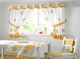 40 Homemade Kitchen Curtains Ideas Real Estate Weekly Smart Home Tips Fascinating Kitchen Curtains Ideas