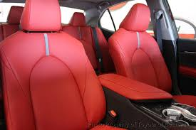 camry car seat covers 2018 used toyota camry xse v6 automatic at toyota of bedford serving