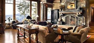 Log Home Living Room Coffee Table Solid Wood Log Cabin Living Rooms  Decorating Ideas For Living .