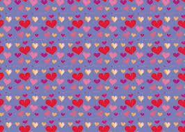 I Love Cavaliers Hearts Wrapping Paper. Click to enlarge  Click to enlarge