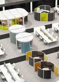 office meeting pods. why build walls open office with pods u0026 coves meeting