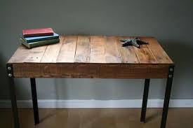 wondrous reclaimed wood desk for house design office best home plans designs chair