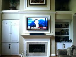tv mounts over fireplace above fireplace where to put cable box where to put cable box
