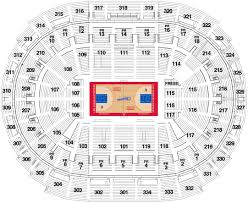 Staples Center Seating Chart Seat Numbers Best Picture Of