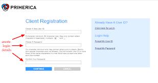 primerica registration