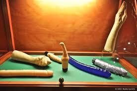 The fetish maximus sexual curiosity museum