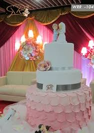 Rr Cake 3 Tingkat By Rr Cakes Bridestorycom