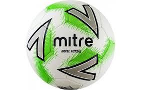 <b>Мяч футзальный Mitre Futsal</b> Impel A0029WC5 р.4 - купить по ...