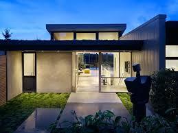 modern hillside house plans floor design