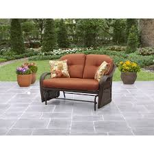 better homes and gardens azalea ridge replacement cushions. Better Homes And Gardens Replacement Cushions For Outdoor Furniture Azalea Ridge Glider Seats 2 Within Patio G