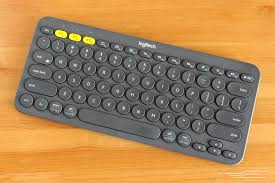 Bàn phím không dây Logitech Bluetooth Keyboard K380