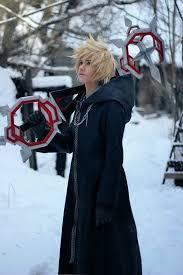 Roxas   Kingdom hearts <b>cosplay</b>, Kingdom hearts, Cute <b>cosplay</b>