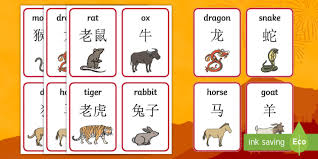 It was originally a festival to honor ancestors as well as holy or sacred beings. Chinese New Year Flashcards Teacher Made