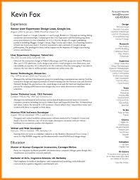 Resume Format Google Resume Format Google Example And Maker Glamorous Templatemes