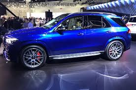 You will likely never experience that speed firsthand, but isn't there comfort in knowing how much your vehicle is capable of doing? New Mercedes Amg Gle 63 V8 Super Suv Gains Hybrid Tech Autocar
