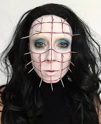 you won t be able to sleep after seeing these horror makeup looks dark demon