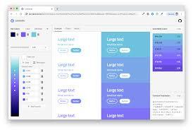 Leonardo An Open Source Contrast Based Color Generator