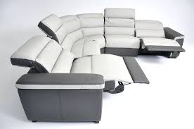leather sectional sofas with recliners creative of black leather reclining sectional sofa sofa recliner pieces we