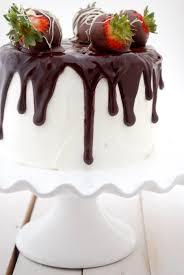 Tuxedo Cake Recipe Cake And Allie