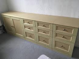 bedroom sideboard furniture. Sideboard Bedroom Or Bathroom Drawers Draws And Cupboard Dresser Storage Units Fitted Furniture O