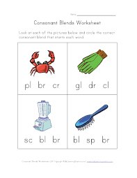 Consonant Blends - Lessons - Tes Teach