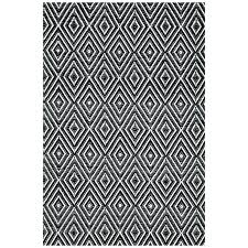 black rug runner indoor outdoor rug runner found it at woven black ivory diamond area carpet black rug runner