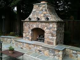 my yard is going to need an outdoor fireplace i like the raised hearth so