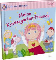 Haba Freundebuch Lilli And Friends Meine Kindergarten Freunde