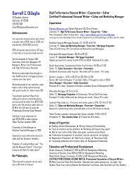 Classy Nursing Resume Service Reviews For San Francisco Resume