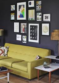 For Living Room Wall Create An Eye Catching Gallery Wall
