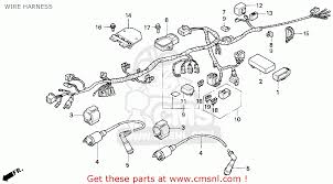 honda cb250 nighthawk 1993 (p) usa wire harness buy wire harness honda cb 250 wiring diagram view large image